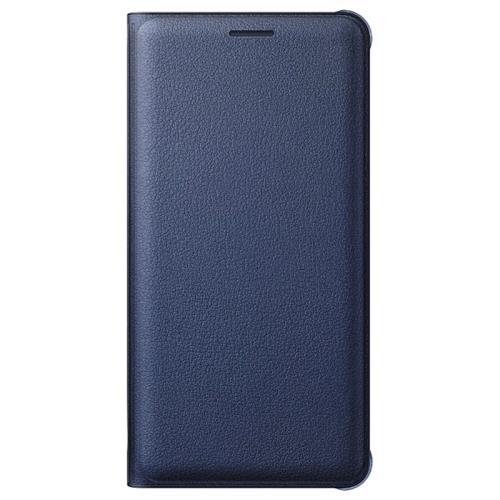 Etui Portefeuille à Rabat Samsung pour Galaxy A5 2016 Noir