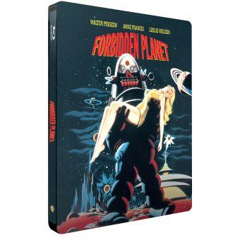 Planète interdite Steelbook Blu-ray