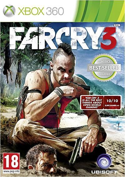 Far Cry 3 Gamme Classics Xbox 360 - Xbox 360