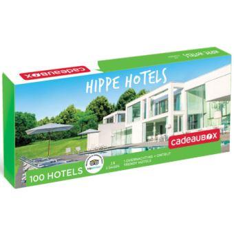 CADEAUBOX NL HIPPE HOTELS