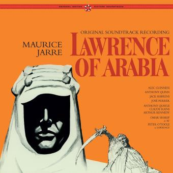 Lawrence Of Arabia OST/LP