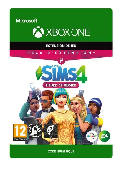Code de téléchargement Les Sims 4: Heure de Gloire Xbox One
