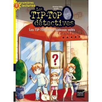 Moi, Thérèse MiaouLes TIP-TOP et les tableaux volés