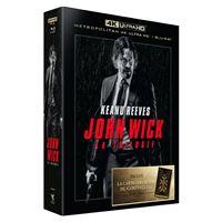 Coffret John Wick La Trilogie Blu-ray 4K Ultra HD