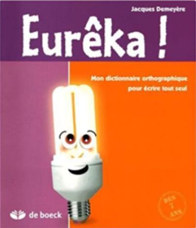 """Résultat de recherche d'images pour """"eureka dictionnaire"""""""