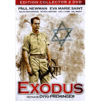 exodus le film dvd dvd zone 2 otto preminger paul newman eva marie saint tous les dvd. Black Bedroom Furniture Sets. Home Design Ideas