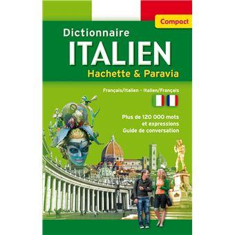 dictionnaire compact plus francais italien italien francais