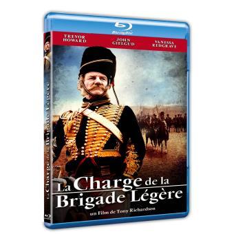 Charge de la brigade légère Blu-ray