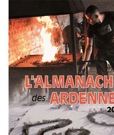 L'almanach 2018 des Ardennes