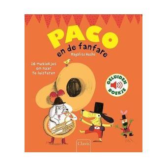 GeluidenboekjesPaco en de fanfare