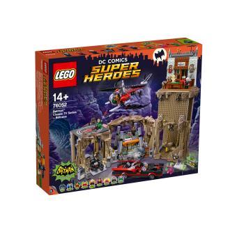 LEGO SUP LA BATCAVE