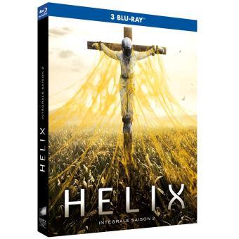 HelixHelix Saison 2 Blu-ray