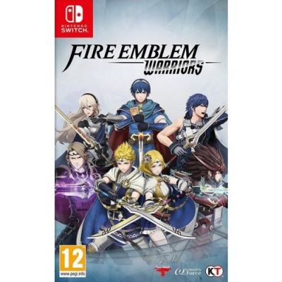 Fire Emblem Warriors Nintendo Switch