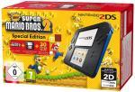 NNTE Console Nintendo 2DS Noir + Bleu + New Super Mario Bros. ...