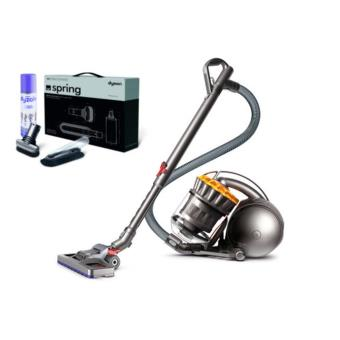 aspirateur sans sac dyson dc33c avec kit de nettoyage printemps fnac. Black Bedroom Furniture Sets. Home Design Ideas