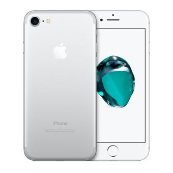 Apple iPhone 7 128GB Silver Refurbished