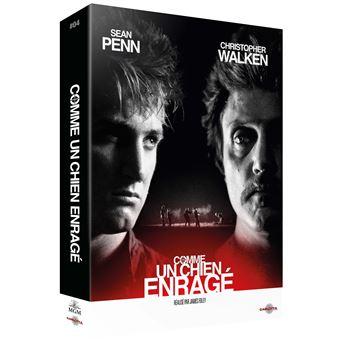 Comme un chien enragé Edition Prestige 4 Limitée Combo Blu-ray DVD