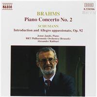 Concerto pour piano et orchestre N°2, opus 92
