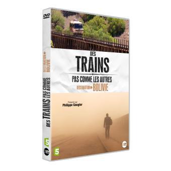 Des trains pas comme les autresDestination : Bolivie DVD