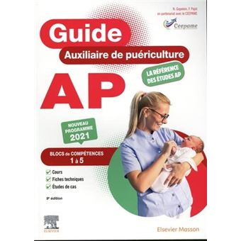 Guide ap auxiliaire de pu riculture modules 1 8 avec - La chambre des officiers resume complet du livre ...