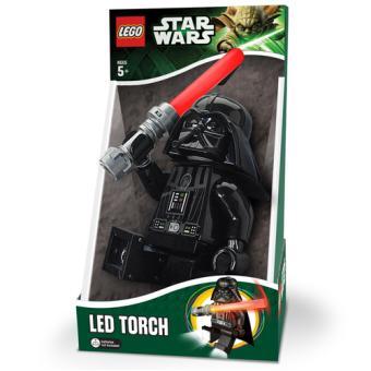 Lampe torche dark vador avec piles star wars autre - Lego star wars avec dark vador ...