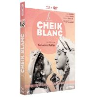 Le Cheik blanc Combo Blu-ray DVD