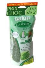 CALO Lot de 2 sachets Calor Elasticire au thé vert 180g-YX102...