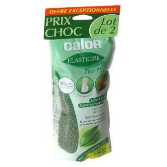 Lot de 2 sachets Calor Elasticire au thé vert 180g-YX102201