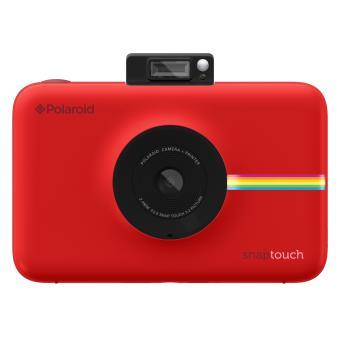 3dda41ed86efc3 Appareil photo instantané Polaroid Snap Touch Rouge - Appareil photo ...