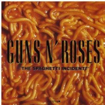 The spaghetti incident/pochette cartonnee