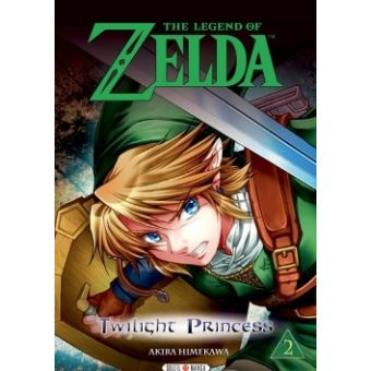 The legend of zelda tome 02 legend of zelda twilight for Achat maison zelda