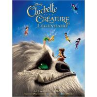 Clochette et la créature légendaire DVD