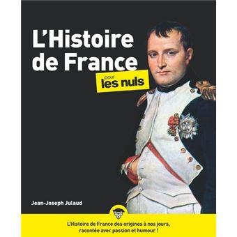 Pour Les Nuls L Histoire De France Pour Les Nuls