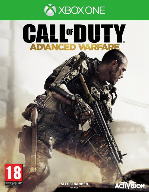Call of Duty Advanced Warfare édition standard Xbox One