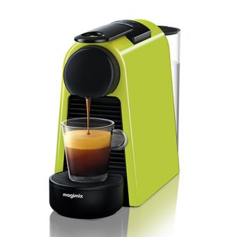 NESPRESSO MAGIMIX ESSENZA MINI LIME GREEN