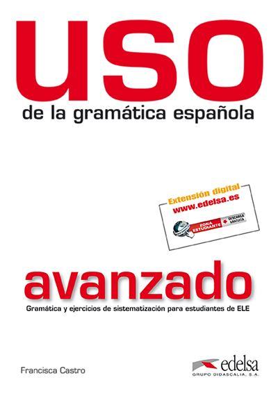 Uso de la gramatica avanzado - Livre + CD