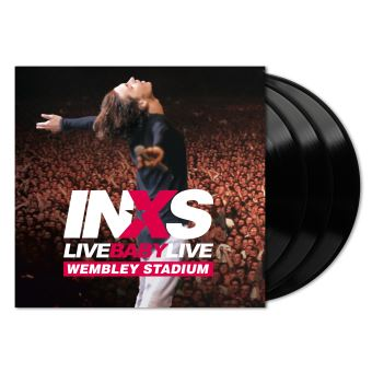 LIVE BABY LIVE (LTD.ED.)/LP