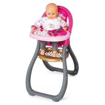 Haute Baby Chaise Poupon Accessoires Nurse Smoby2 UzpSMVq