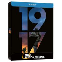 1917 Steelbook Edition Spéciale Fnac Blu-ray