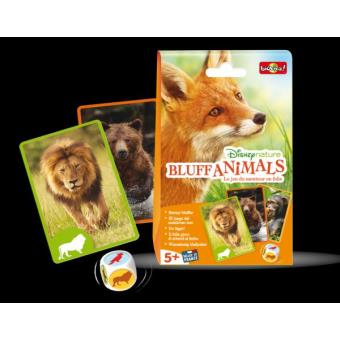 DISNEYNATURE - BLUFF ANIMALS