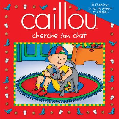 Caillou -  : Caillou cherche son chat