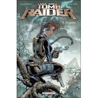 Tomb Raider T03 Origines