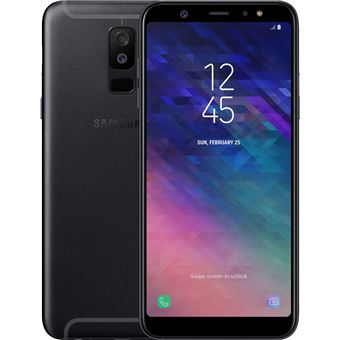SAMSUNG SM-A605F GALAXY A6+ 2018  BLACK 4G 6,0'' 16+5MP