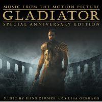 Gladiator B.S.O. 20th Anniversary - 2 CDs