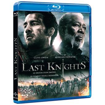 The last knights Blu-ray