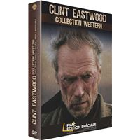 Coffret Eastwood Western Edition spéciale Fnac DVD