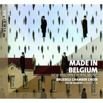 Made in belgium/new belgium choral music