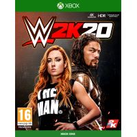 WWE 2K20 Xbox One