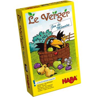 LE VERGER-JEU DE MEMOIRE