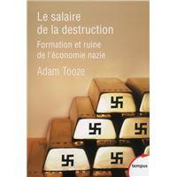 Le salaire de la destruction